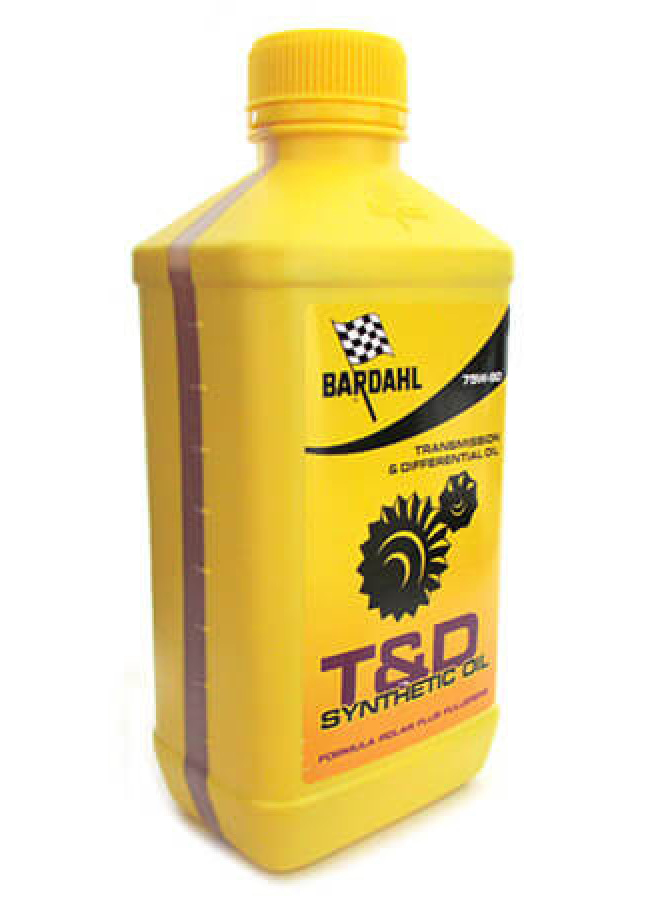 OLIO T&D SYNTHETIC 75W-90