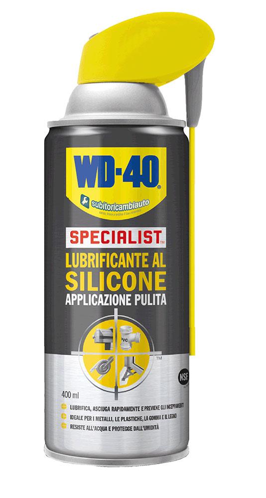 WD-40 LUBRIFICANTE AL SILICONE