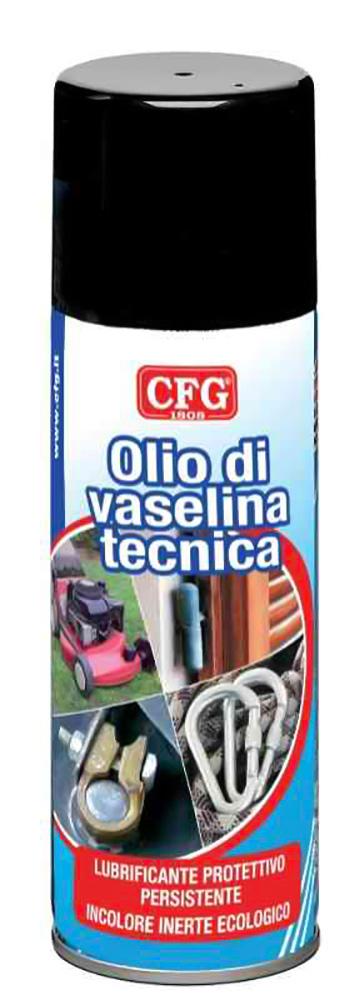 OLIO DI VASELLINA TECNICA