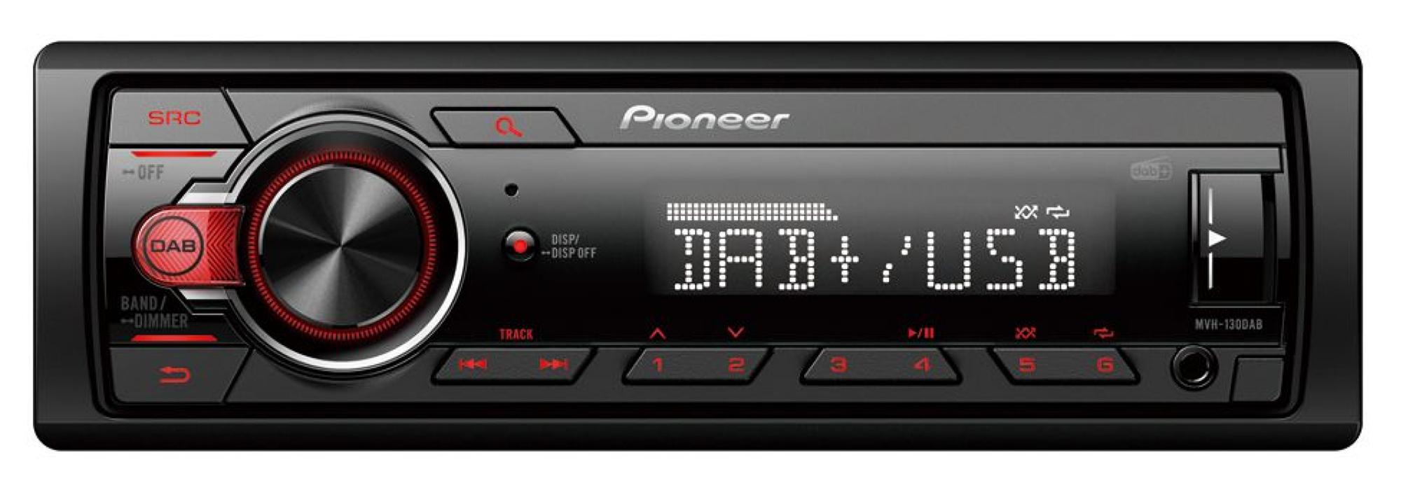 RADIO MVH-130DAB