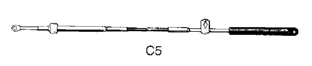 CAVI TELECOMANDO C5