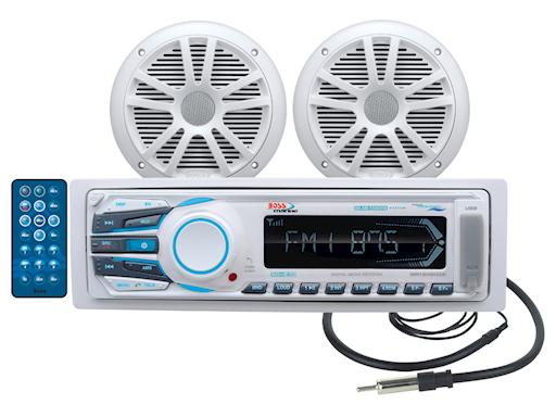 RADIO BOSS-MARINE PACKAGE MCK1308WB.6