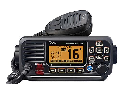 VHF ICOM IC-M330