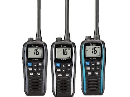 VHF ICOM IC-M25