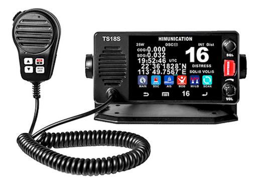 VHF TS 18S