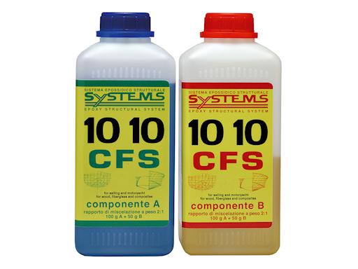 C-SYSTEMS 10 10 CFS KG.1,5 (A+B)