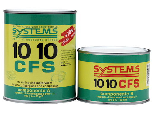 C-SYSTEMS 10 10 CFS KG.1,1