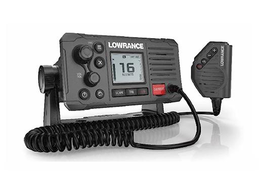 VHF LOWRANCE LINK-6 DSC