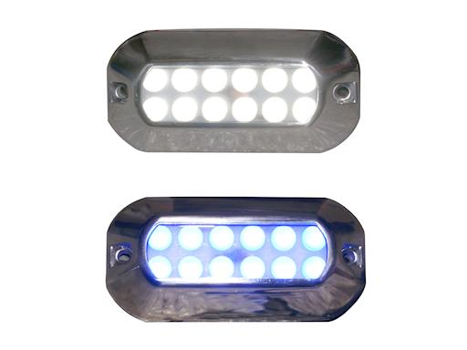 LUCE SUBACQUEA 12 LED