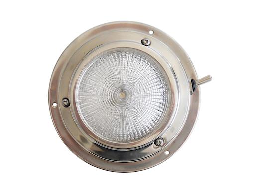 PLAFONIERA A LED INOX