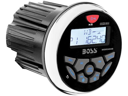 RADIO BOSS-MARINE MGR 350 B