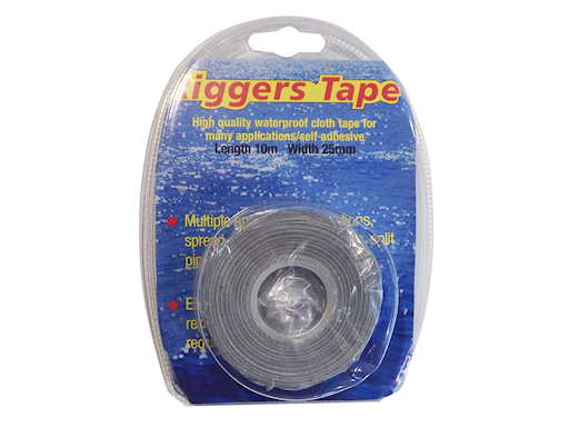 RIGGERS TAPE ARGENTO