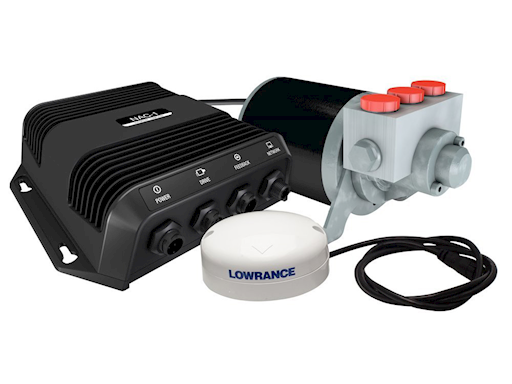 LOWRANCE OUTBOARD PILOT