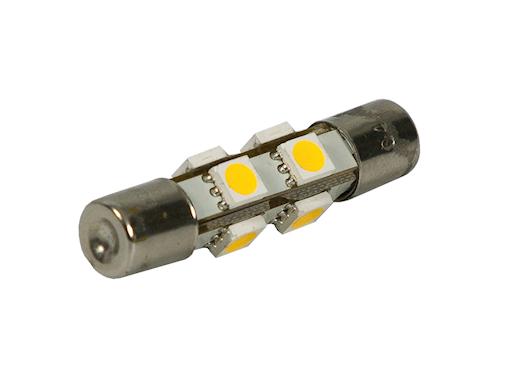 LAMPADINA A SILURO 8 LED