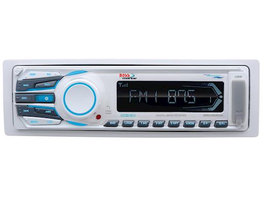 RADIO BOSS-MARINE MR1306UA USB/SD