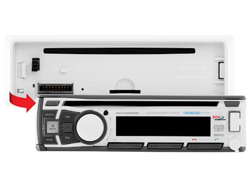 RADIO BOSS-MARINE MR762 BRGB