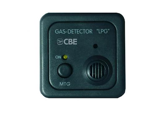 RILEVATORE DI GAS MTG