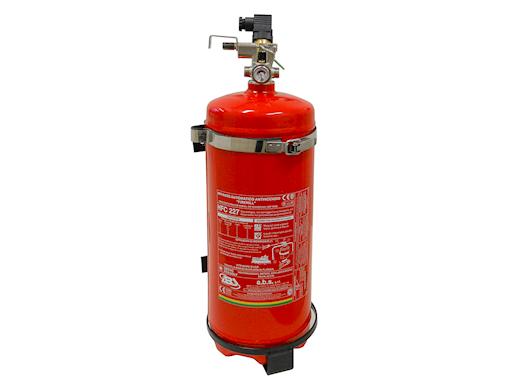 KIT ESTINTORE FIREKILL HFC227