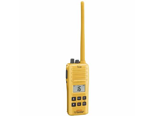 VHF GMDSS IC-GM1600E