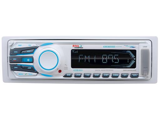 RADIO BOSS-MARINE MR1308UAB USB/SD/BT