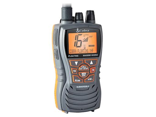 VHF COBRA PORTATILE HH350 FLT EU