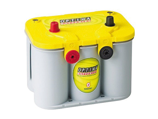 BATTERIE OPTIMA YELLOW