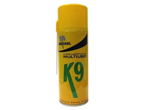 LUBRIFICANTE K9