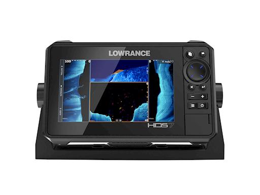 LOWRANCE ECO/GPS HDS 7 LIVE