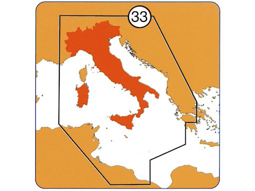 NAVIONICS PLATINUM PLUS - ITALIA