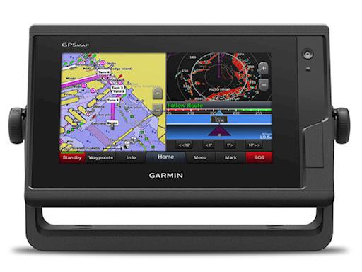 SERIE GPS MAP 722