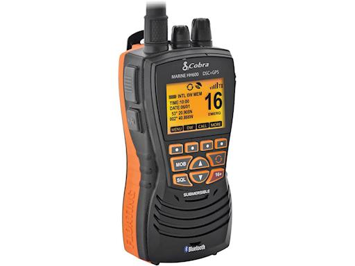 VHF HH600 GPS BT EU