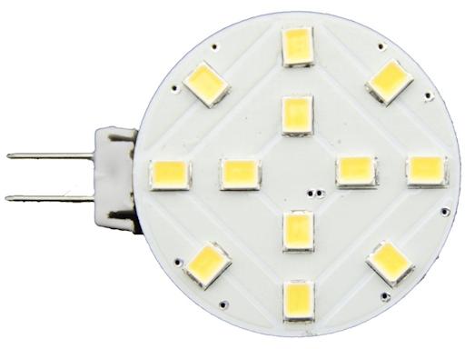 LAMPADINA G4 12 LED