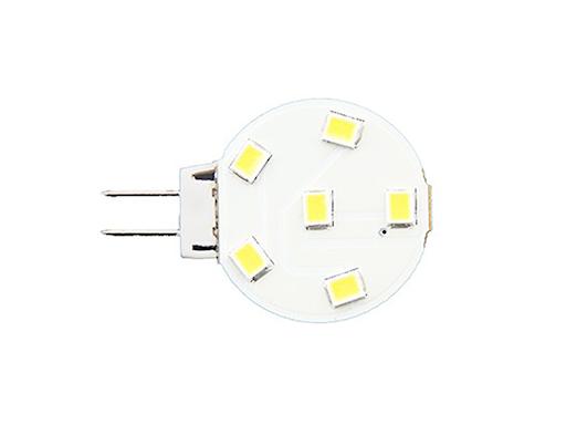 LAMPADINA LED G4 6 LED