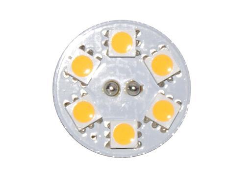 LAMPADINA G4 6 LED