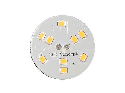 LAMPADINA G4 10 LED