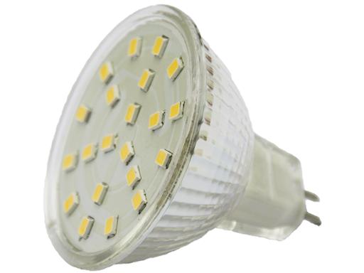 LAMPADINA DICROICA 21 LED GZ4