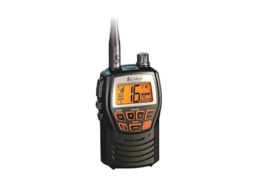 VHF PORTATILE COBRA  HH125 EU+