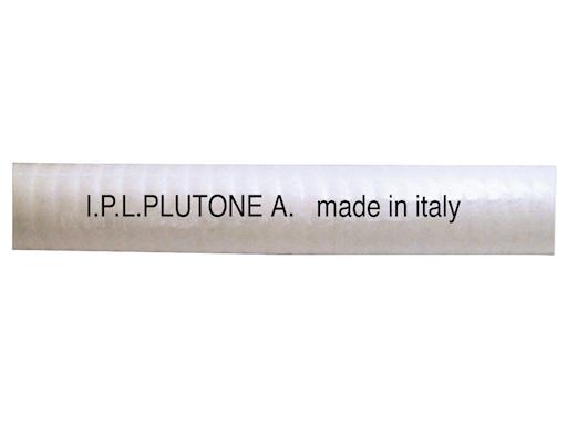 TUBO IN PVC BIANCO ANTIODORE
